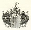 Coat of Arms of Divov family (1798).png