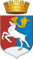 Coat of Arms of Palana (Kamchatka krai) 2007.png