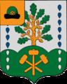 Coat of arms of Pogorelovskoe (Ryazan oblast).png