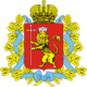 Coat of arms of Vladimiri Oblast.png