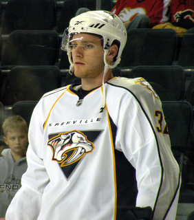 Cody Franson Canadian ice hockey player