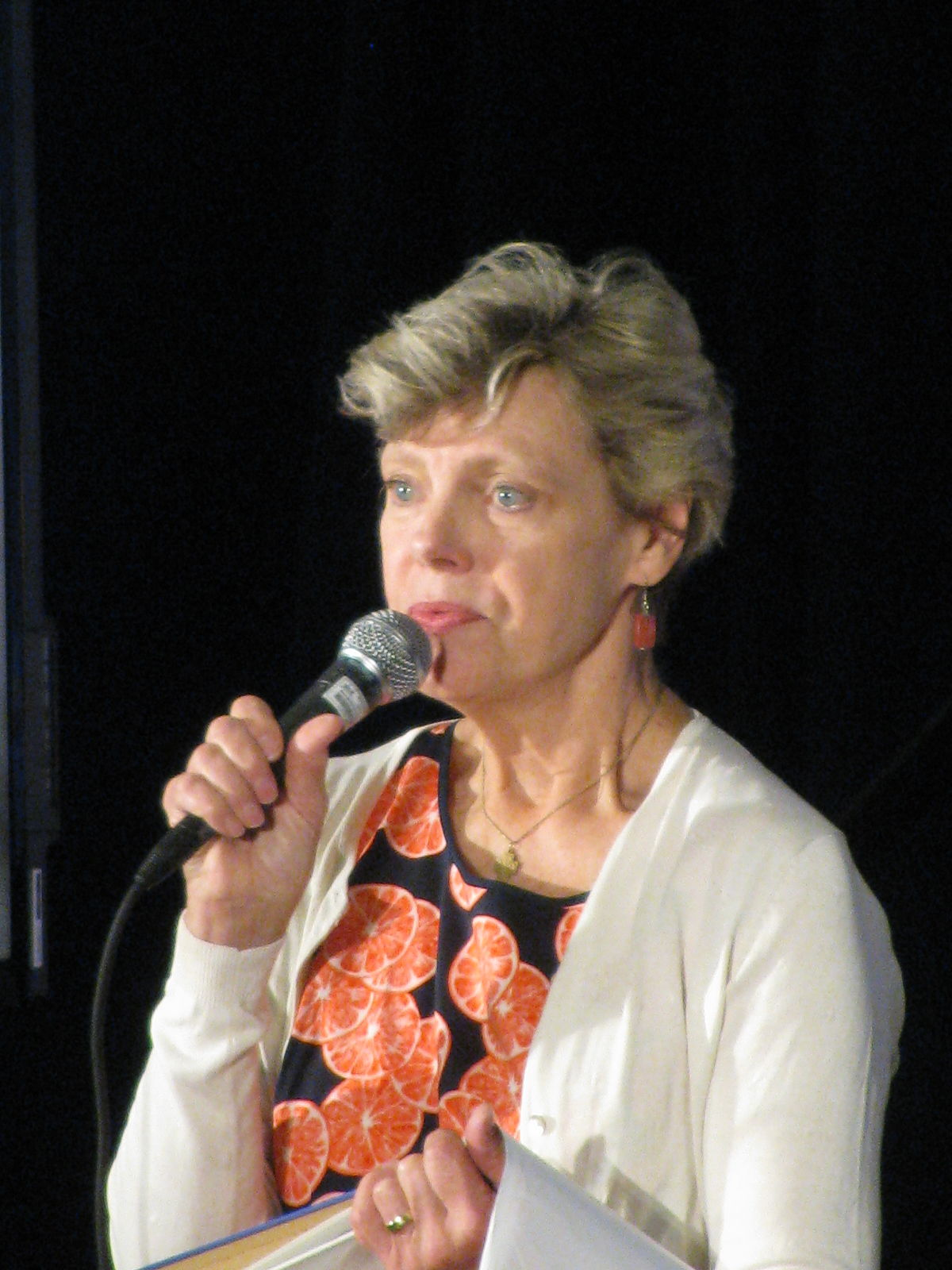 Cokie Roberts Wikipedia