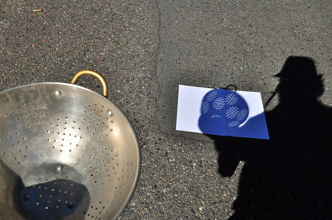 Colander eclipse viewing 01.jpg