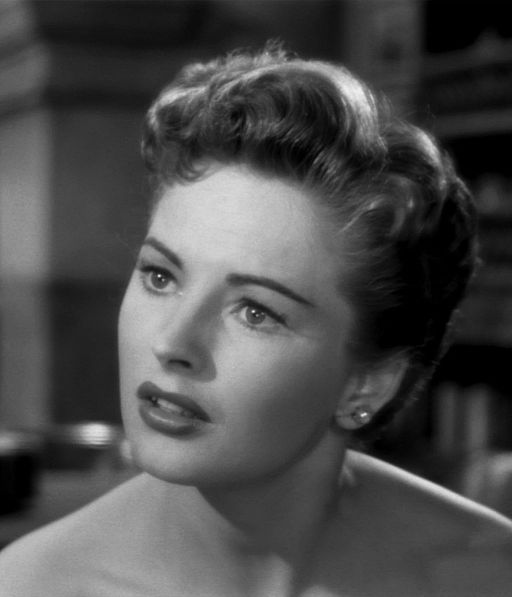 Coleen Gray in Kansas City Confidential
