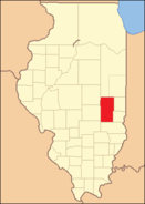 Coles County Illinois 1830