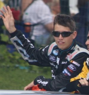Colin Braun racecar driver