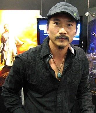 Collin Chou - Collin Chou in March 2008