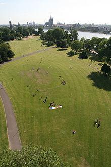 Köln Rheinpark