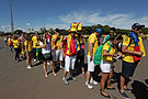 Colombia and Ivory Coast match at the FIFA World Cup 2014-06-19 (2).jpg
