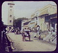 Colombo - clock tower and street scene LCCN2004707644.jpg