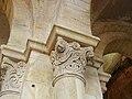 Colonne sculptée de l'église de donzy le pré.jpg
