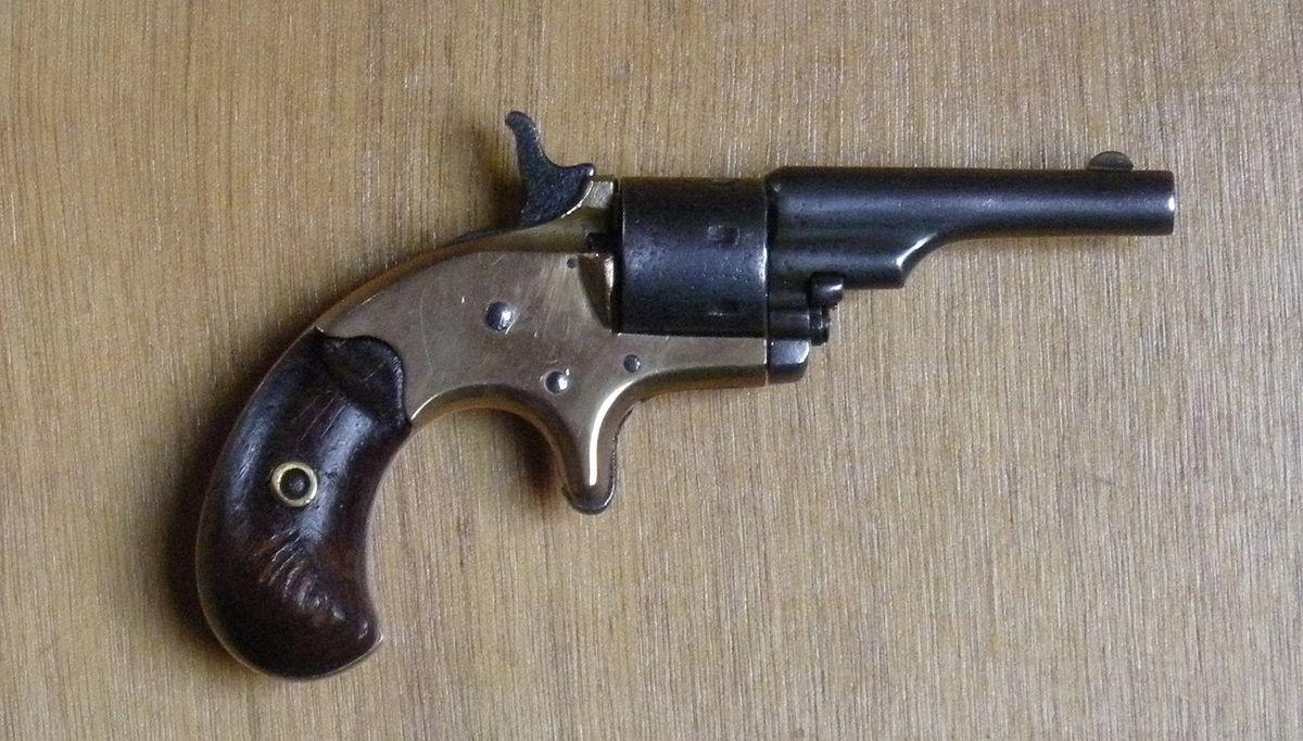 colt open top pocket model revolver wikipedia
