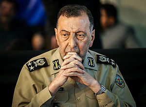Mohammad Salimi - Image: Commander in Chief Mohammad Salimi