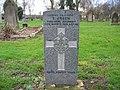 Commonwealth War Grave in Jarrow Cemetery (WW1-20) - geograph.org.uk - 1603869.jpg