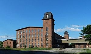 Conant Thread-Coats & Clark Mill Complex District - Image: Conant Thread Mills