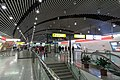Concourse of CRT1 Shapingba Station (20180217122633).jpg