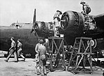 Consolidated Liberator - Salbani - Royal Air Force Operations in the Far East, 1941-1945. CI271.jpg