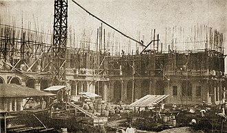 St. La Salle Hall - Construction of St La Salle Hall