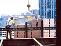 Construction workers not wearing fall protection equipment.jpg