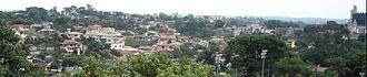 Contagem - Skyline of Contagem