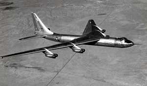 Convair YB-60 in flight (SN 49-2676) 061102-F-1234P-006.jpg