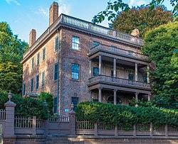 Nice Corliss Carrington House, Providence RI 2012
