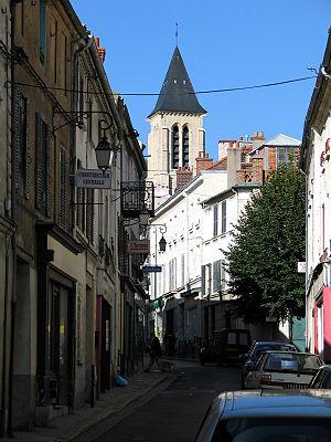 Cormeilles-en-Parisis - Rue Gabriel Péri