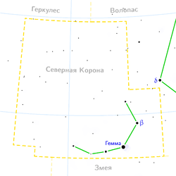 Corona borealis constellation map ru lite.png