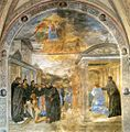 Cosimo Rosselli - Scene from the Life of St Filippo Benizzi - WGA20079.jpg