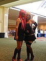 Cosplay - AWA15 - Lucy and Misa Amane (3982537377).jpg