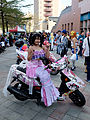 Cosplayer of Nico Yazawa, Love Live! with Itansha at CWT42 20160213.jpg
