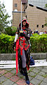 Cosplayer of Shao Jun, Assassin's Creed Chronicles at CWT40 20150809.jpg