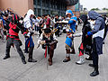 Cosplayers of Assassin's Creed in CWT39 20150228a.jpg