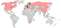 Countries with F1 Powerboat races in 2003.png