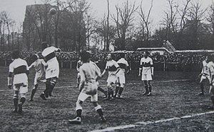 Coupe de France 1920, AS Cannes-O. lillois.jpg