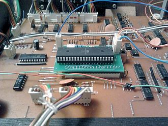 Roland Jupiter-4 - The CPU replacement for the Jupiter-4 by Covariance