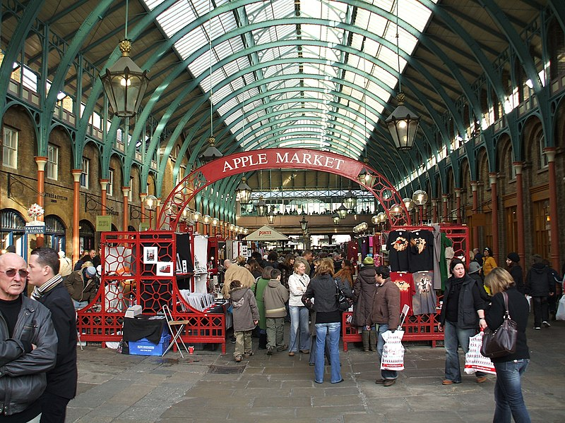 File:Covent Garden, Apple Market - panoramio.jpg