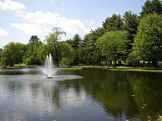 Glens Falls, New York - Crandall Park