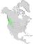 Crataegus douglasii range map 0.png