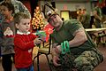 Crisis Response Marines celebrate Christmas with Moron Air Base families 131213-M-HF911-048.jpg