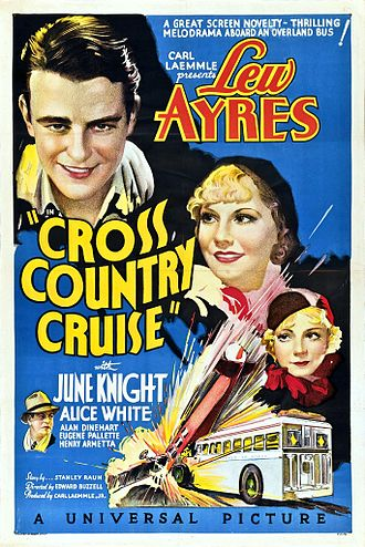 Cross Country Cruise - Theatrical release poster