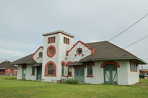 National Register of Historic Places listings in Acadia Parish, Louisiana