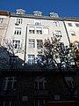 Csécsy-Jankovics house (1912). Facade. - 19 Pauler Street, Budapest.JPG
