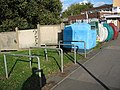 Cycle and recycle - geograph.org.uk - 1554585.jpg