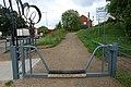 Cycleway Gate - geograph.org.uk - 862782.jpg