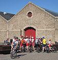 Cyclistes à Saint Hélyi Mai 2012.jpg