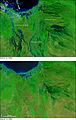 CycloneLarryFlooding MODIS 20060327.jpg