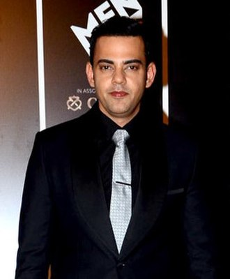 Cyrus Sahukar - Cyrus at the red carpet of GQ Men of The Year Awards 2016