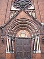 Czeladź, kościół par. pw. św. Stanisława, 1906-1912 09.JPG