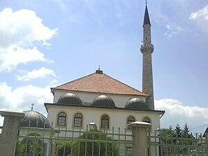 Tomislavgrad - Džudža Džafer Mosque in Tomislavgrad